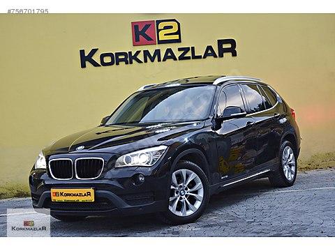 KORKMAZLAR 2013-14 BMW X1 16i sDrive SportLine...