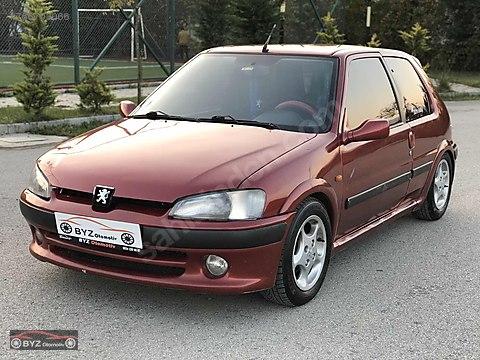 1998 PEUGEOT 106 GTI 118 HP YER UÇAĞI