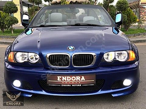 ENDORA MOTORS'dan 2001 BMW 3.25ci CABRİO TAM DOLU...