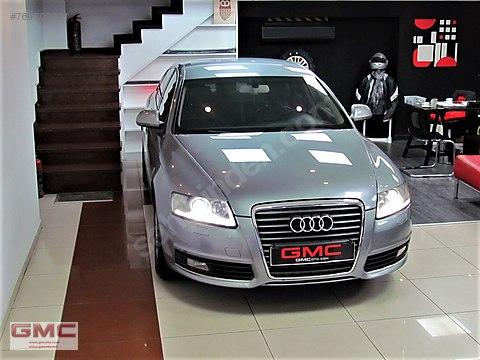 2010 AUDI A6 2.0 TDI MULTITRONIC HATASIZ BOYASIZ---GMC...