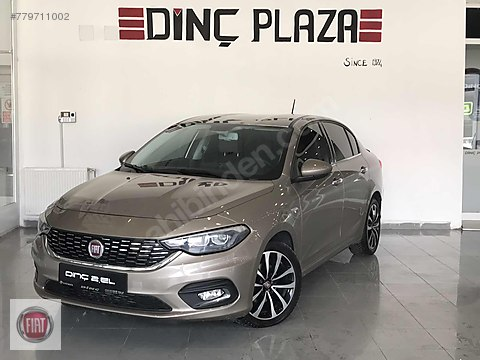2017 FIAT EGEA 1.6 MJT 120HP LOUNGE PLUS TAM OTOMATİK...