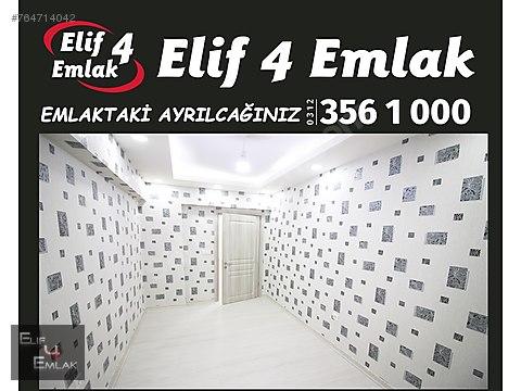 ELİF 4 EMLAK'TAN AŞAĞI EĞLENCE MAH FULL+FULL YAPILI...