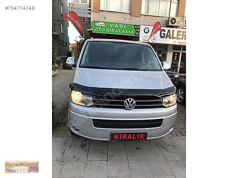 VOLKSWAGEN CARAVELLE DİZEL OTOMATİK ANADOLU YAKASI...