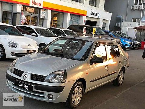 2004 CLIO SYMBOL 1.4 AUTH 190.000 KM MASRAFSIZ