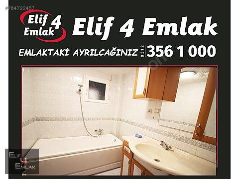 ELİF 4 EMLAK'TAN TEPEBAŞI MAH. 3+1 120 M2 FULL...