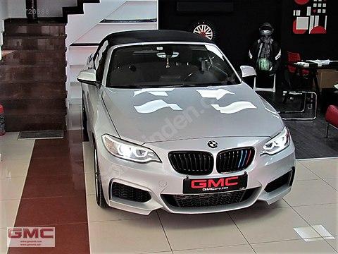 2016 BMW 2.18İ CABRIO M-SPORT ANAHTARSIZ GİRİŞ...