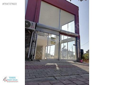 Akdeniz şifa karşısı 3 katlı 250 m2 Dükkan