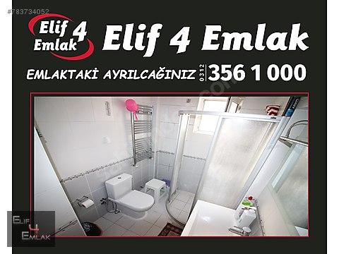 ELİF 4 EMLAK'TAN MECİDİYE GÖBEKTE YAPILI 2 BALKONLU...