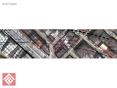 FATİH CADDESİNDE TİCARİ + KONUT İMARLI 353 m2 ARSA