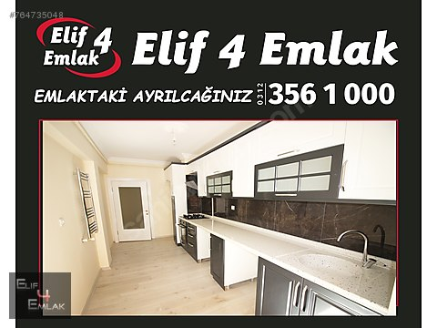 ELİF 4 EMLAK'TAN TEPEBAŞI MERKEZDE FULL+FULL YAPILI!!!