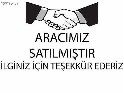 İstanbula opsiyonlu kaporasi alınmış 2016 Model...