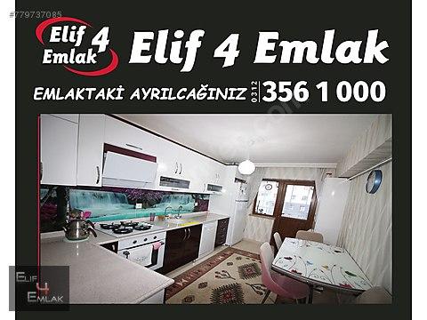 ELİF 4 EMLAK'TAN BASINEVLERİ MAH FULL+FULL YAPILI...