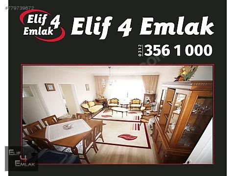 ELİF 4 EMLAK'TAN TEPEBAŞI MAH ANKARA MANZARALI...