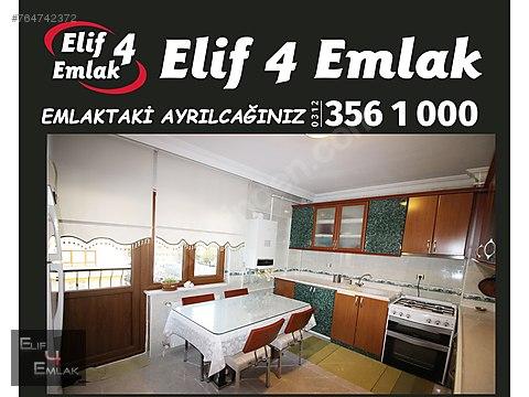 ELİF 4 EMLAKTAN ÇİÇEKLİ MAH FULL+FULL YAPILI NEZİH...