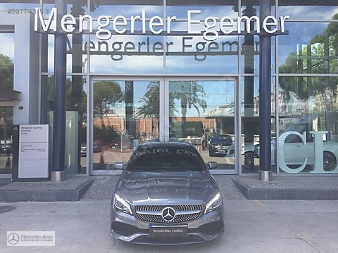 Mercedes-Benz Certified-Mengerler Egemer - 2018...