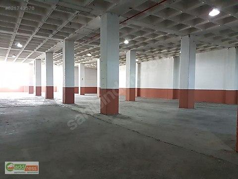 IKITELLI ORGANIZE DE 1650 m2 DEPO H:6 TIR KAMYON...