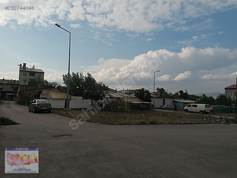 Turyap Erzurum sanayide acil satılık arsa