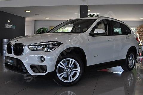 ERMATLİNE 2016 BMW X1 1.8i sDRİVE X LİNE OTOMATİK
