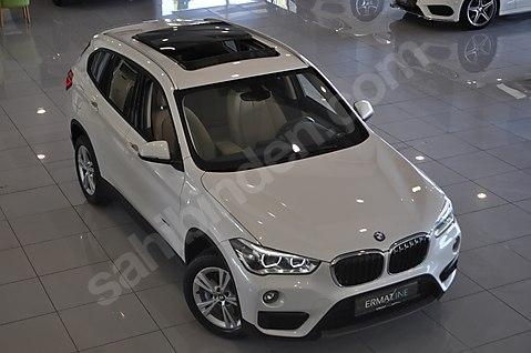 ERMATLİNE 2016 BMW X1 1.8i sDRİVE X LİNE OTOMATİK...