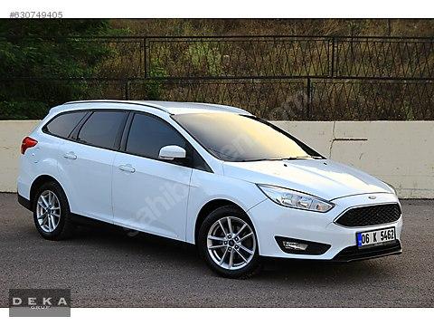 2015 Ford Focus 1.6 TDCI Trend X - Yetkili Servis...
