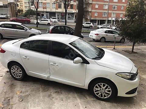 MET CAR'DAN 2017 MODEL FLUENCE DİZEL OTOMATİK AYLIK...
