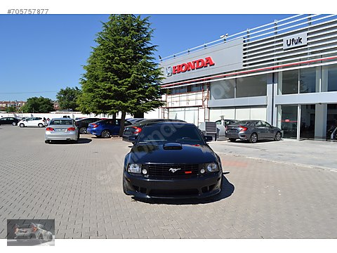 UFUK HONDA'DAN MUSTANG 4.6 V8 GT OTOMATİK
