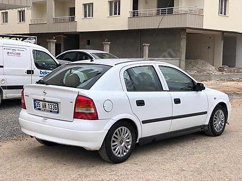Opel Astra Benzin LPG