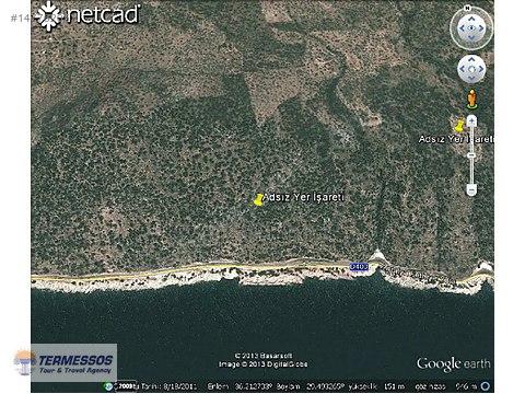 özel imarlı denize 100 metre arsa  #147762057