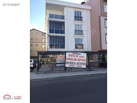 DURUGÖL MAHALLESİ SOYA CADDESİNE CEPHE 200m2 ZEMİN...