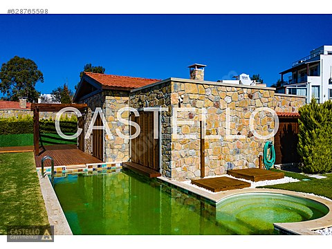 Yalıkavak Merkezde Müstakil Havuzlu Satlık Villa