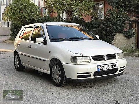 98 MODEL VW POLO 1.6 İÇİ DIŞI TERTEMİZ ARAÇ
