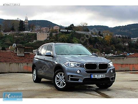 2015 BMW X5 PREMİUM XDRİVE.SANROOF-HAFIZA-XENON-ELKT...