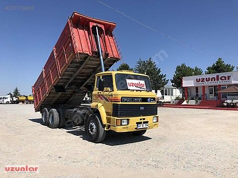 UZUNLAR'dan BMC FATİH 200-26 1996 MODEL DAMPER...