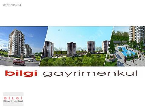 BİLGİ DEN ASM BURÇ-2 KONUTLARINDA ARA KATTA 3+1...