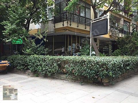 ESEN'DEN Fenerbahçe'de 25 m2 kiralık köşe dükkan
