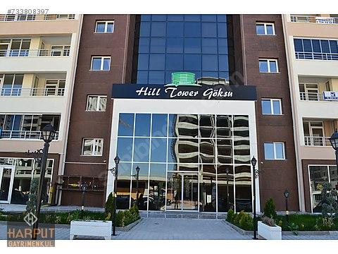 HİLL TOWER GÖKSU 1+1 EŞYALI KİRALIK DAİRE 3-4 AYLIK...