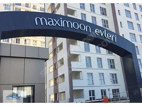 Bahçeşehir Maxsimoon evlerinde fırsat fiyat 2+1...