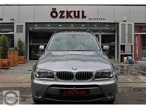 2005 BMW X3 3.0D X DRİVE ORJİNAL //M PAKET 144.000...