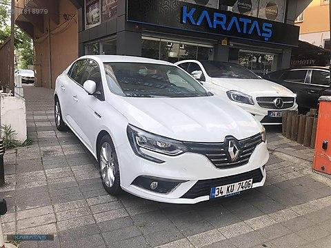 KARATAŞ' tan 2017 MEGANE 1.5 DCİ İCON DİZEL OTOMATİK...