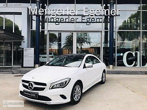 Mengerler Egemer - Mercedes-Benz - 2018 CLA 200...