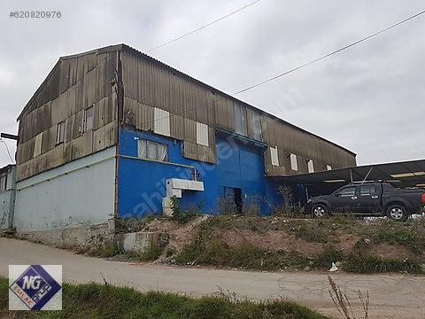 Kurtköyde 24 saat aktif 1400m2 kiralık fabrika...