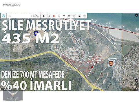IŞIK ÜNİVERSİTESİNİN YANINDA %40 İMARLI 435M2 ARSA...