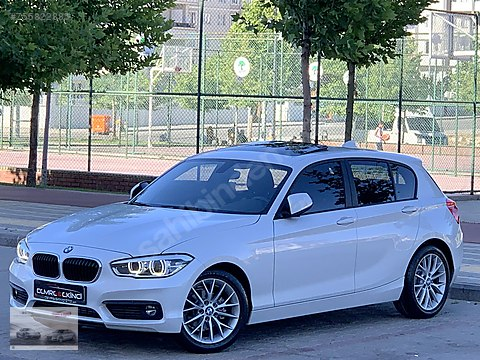 2019 SIFIR GİBİ BMW 118i ONE EDİTİON + TÜRKİYE...