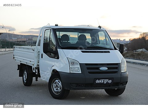2010 Ford Transit 330 S Kamyonet 153.000 km - KLİMA'lı