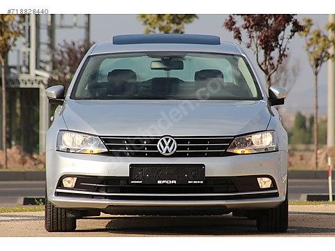 BOYASIZ HATASIZ 2014 VW JETTA 1.6TDI DSG 66 BİN...