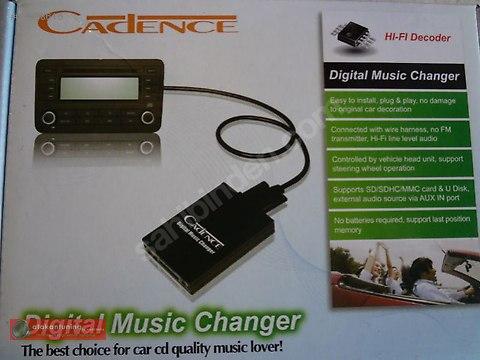 Cadence USB ve SD-SDHC-MMC Hafıza Kartı Aparatı #67828616
