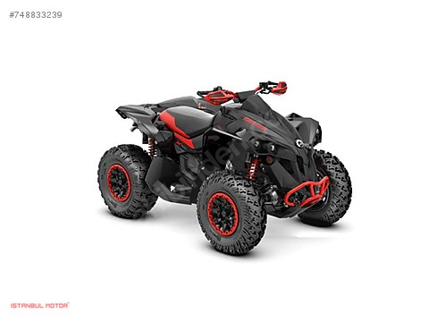 İSTANBUL MOTOR-2020 RENEGADE 1000 XXC STOKLARIMIZDA