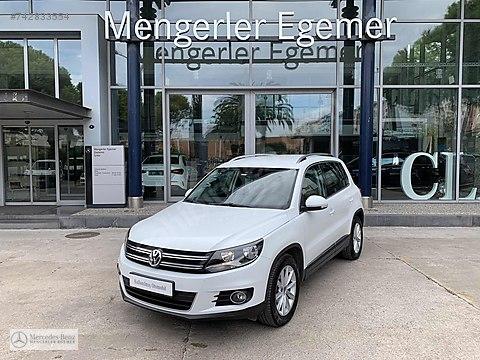 Mengerler Egemer - 2015 Volkswagen Tiguan 1.4 TSI...
