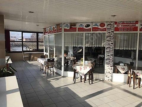 Katlıpazaryerinde hazır müşterili faal lokanta