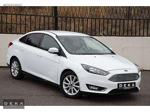 2015 Ford Focus 1.5 TDCI Titanium Otomatik Vites...